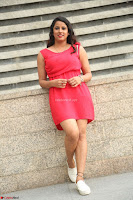 Shravya Reddy in Short Tight Red Dress Spicy Pics ~  Exclusive Pics 123.JPG
