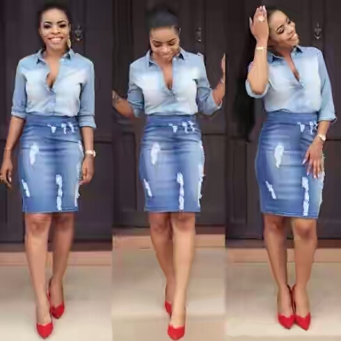 """""""Please Don't Let Me Fall Because You Don't Like Me"""" – Laura Ikeji"""