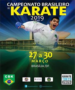 Campeonato Brasileiro de Karate - Fase Classificatória DF