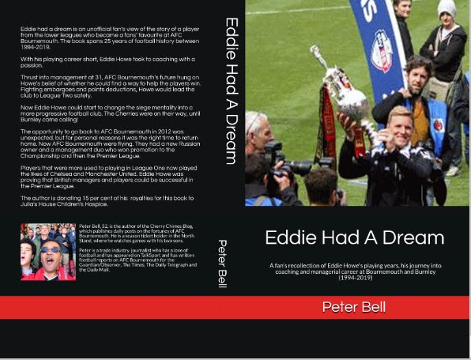 Eddie Had A Dream - Paperback version £13.49 OUT NOW!