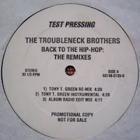 Troubleneck Brothers - 1994 - Back To The Hip-Hop (The Remixes)