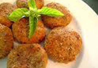 Perkedel Ayam