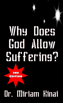 Why does God allow suffering? book