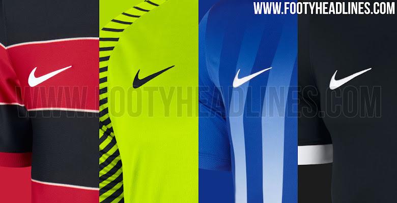 dca7d7067 Nike 2016-17 Teamwear Kits Released