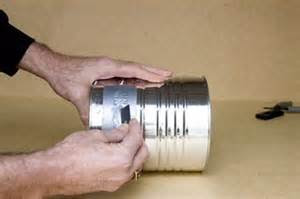 membuat antena penguat sinyal modem dengan kaleng bekas