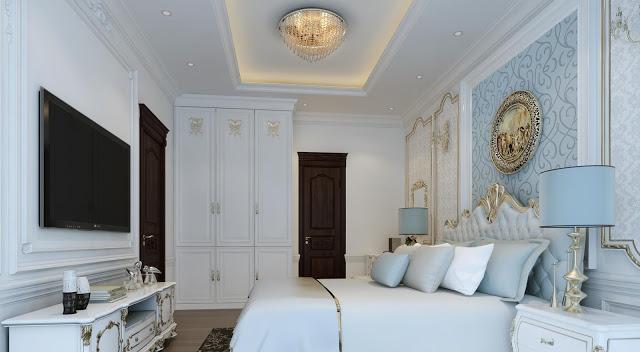 Thiết kế nội thất căn hộ The Emerald