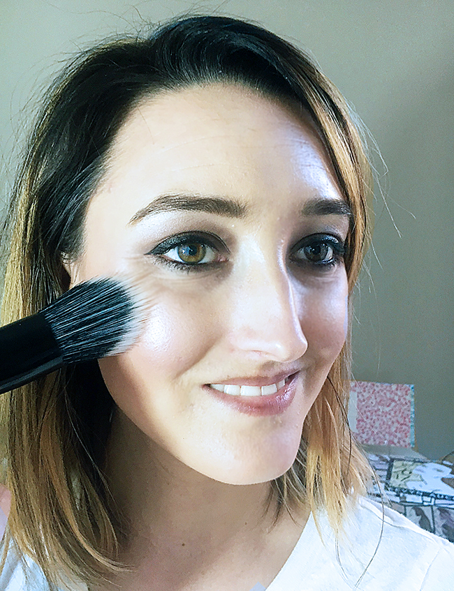 Sultry Valentine's Day Makeup