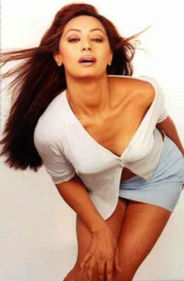 Mahek Chahal Shirt photos, Mahek Chahal Skirt photos, Mahek Chahal sexy images, Mahek Chahal latest hot pics