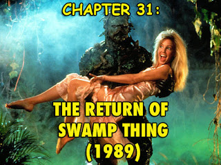 The Return of Swamp Thing 1989 superhero review