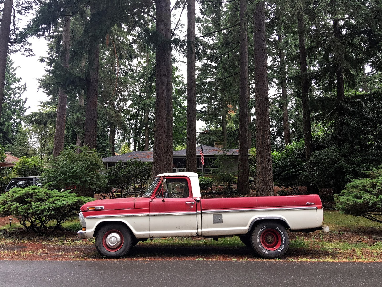 1970 Ford F250 Custom F500 Truck Seattle S Classics Rh Seattlesclassic Blogspot Com Sport Parts