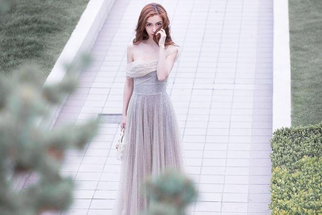 'Công chúa mùa xuân' Angelababy xinh đẹp đầy cuốn hút - Ảnh 4