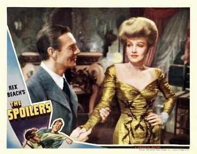 The Spoilers 1942 Marlene Dietrich Image Randolph Scott 2