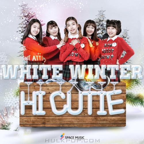 HI CUTIE – White Winter – Single