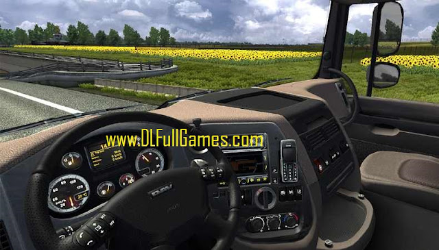 Download Euro Truck Simulator 1 Free For PC - Game Full Version