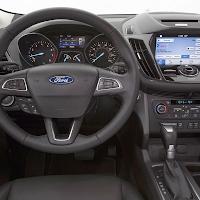 2017 Ford Escape Manual