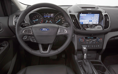 2017 Ford Escape Owner Manual