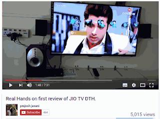 Jio dth Hotstar premium