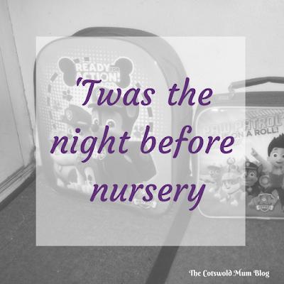 Starting nursery