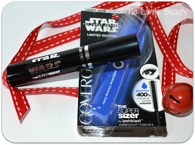 The SuperSizer Mascara CoverGirl - Edición limitada Star Wars waterproof