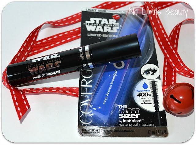 The SuperSizer Mascara CoverGirl - Edición limitada Star Wars waterproof