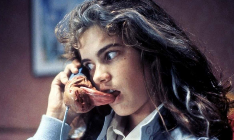 Heather Langenkamp in A NIGHTMARE ON ELM STREET (1984) / Quelle: New Line Cinema