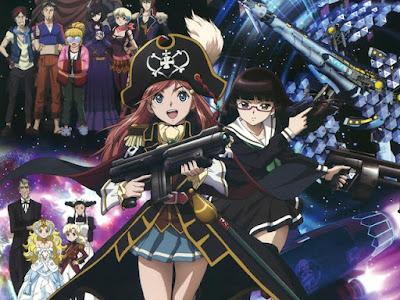 جميع حلقات انمي Mouretsu Pirates مترجم عدة روابط