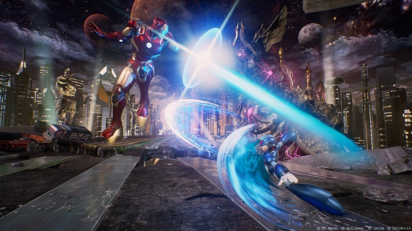 Marvel VS Capcom Infinite PC Free Download Screenshot 1