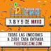 🎬 Fiesta del Cine | 7-9may