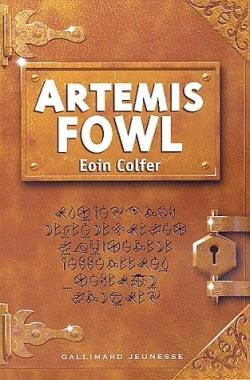 Artémis Fowl (Tome 1) de Eoin Colfer