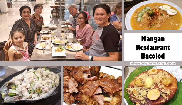 Mangan Restaurant Bacolod - Kapampangan cuisine - Bacolod restaurants - Bacolod blogger - family - daddy blogger
