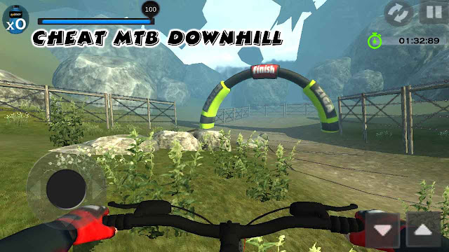 cheat mtb downhill