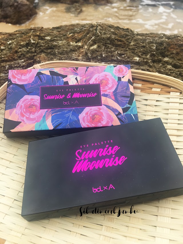 Althea Exclusives Makeup | Bunga Citra Lestari X Althea Shadow Palette ( Sunrise & Moonrise)