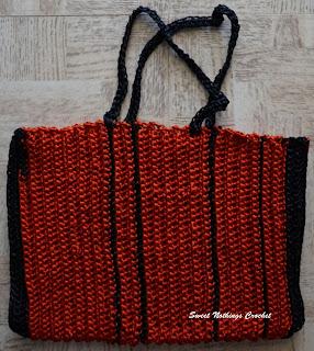 free crochet pattern, free crochet bag pattern, free crochet market bag pattern, free crochet easy bag pattern, malai dori yarn, Pradhan stores,