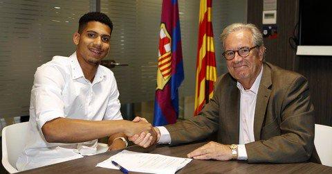 رسمياً … برشلونة يبرم صفقة جديدة