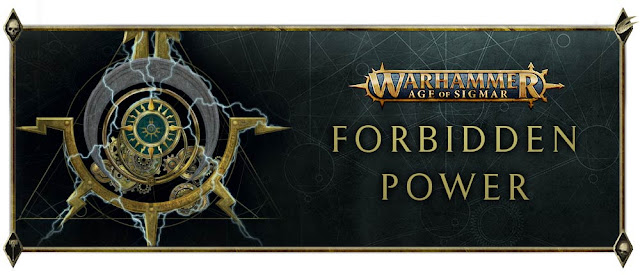 Age of Sigmar Forbidden Power