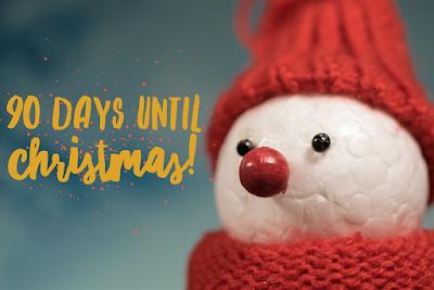 90 Days until Christmas