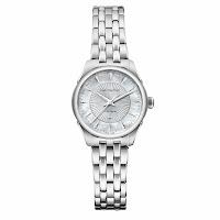 Hamilton Jazzmaster Lady Auto Watch diamonds