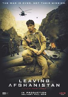 Deixando o Afeganistão - Legendado