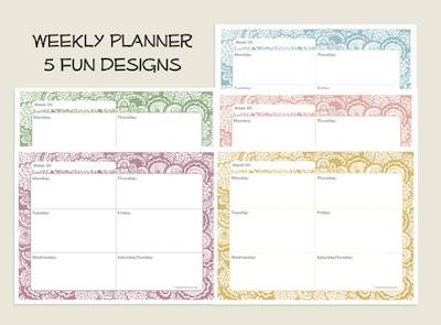 2013 Free Printable Calendars