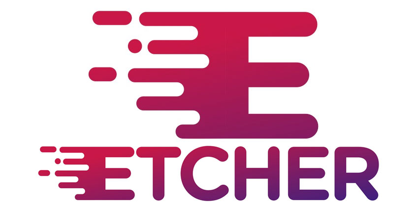 Etcher أفضل برنامج حرق الأنظمة على الفلاش ميموري يعمل على جميع الانظمة