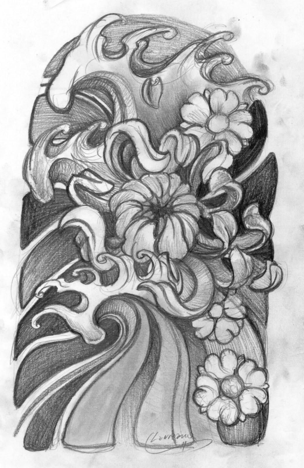 Disenos Populares De Tatuajes: Lorien Tattoo: Diseños Nuevos Para Tatuajes