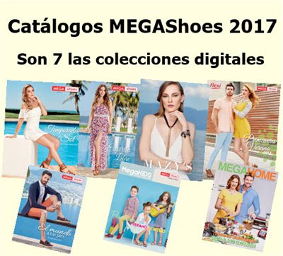 mega shoes catalogos en linea 2017