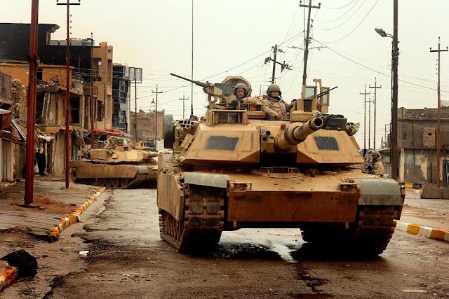 Μ1Α2 Abrams στην Tall Afar, στο Ιράκ