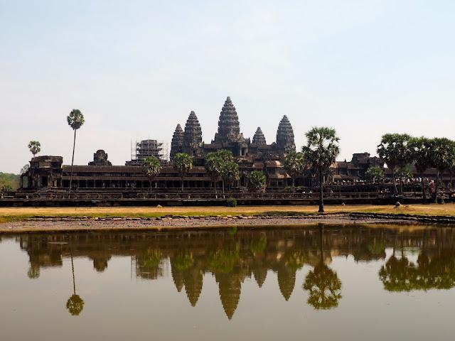 Angkor Wat, Angkor temples, Cambodia
