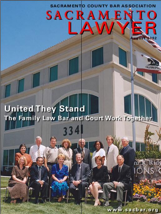 Sacramento Family Court Report: RACKETEERING-HONEST SERVICES FRAUD