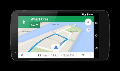Cara menggunakan maps offline di android