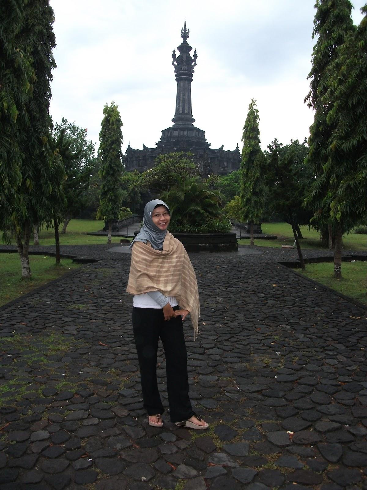 Untaian Kata Wisata Bali Monumen Niti Mandala  Bajra Sandhi