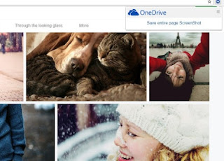 estensione Save to OneDrive