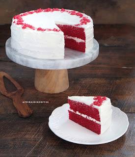 Ide Resep Kue Red Velvet Kukus