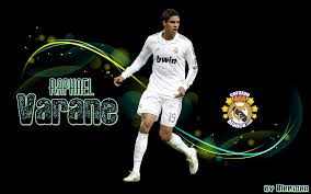 Raphael Varane -  Optimis real  Madrid favorit Juara La Liga musim ini